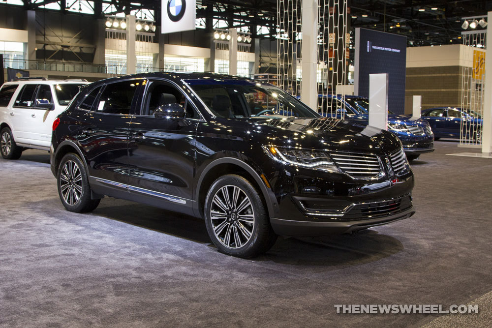 Lincoln Black Label - 2017 Lincoln MKX - Chicago Auto Show
