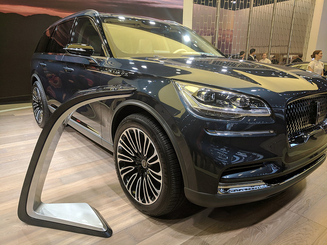 Get Ready To Fly High In The New 2019 Lincoln Aviator West Point
