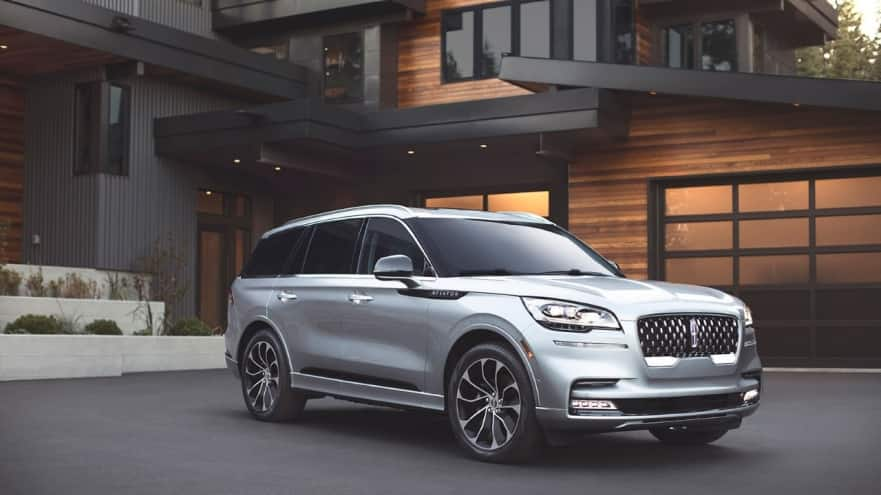2020 Lincoln Aviator Sound System
