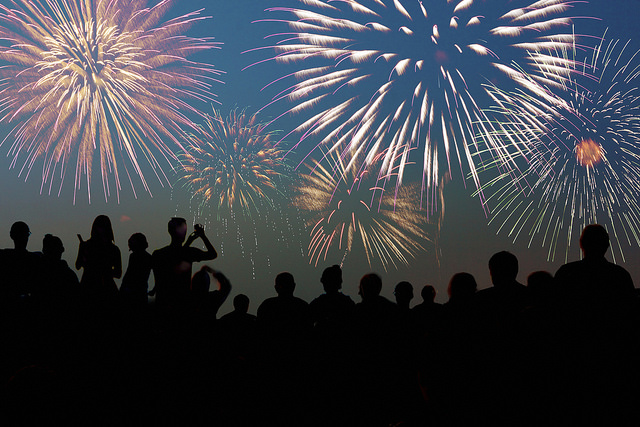 Fourth of July Events in Houston