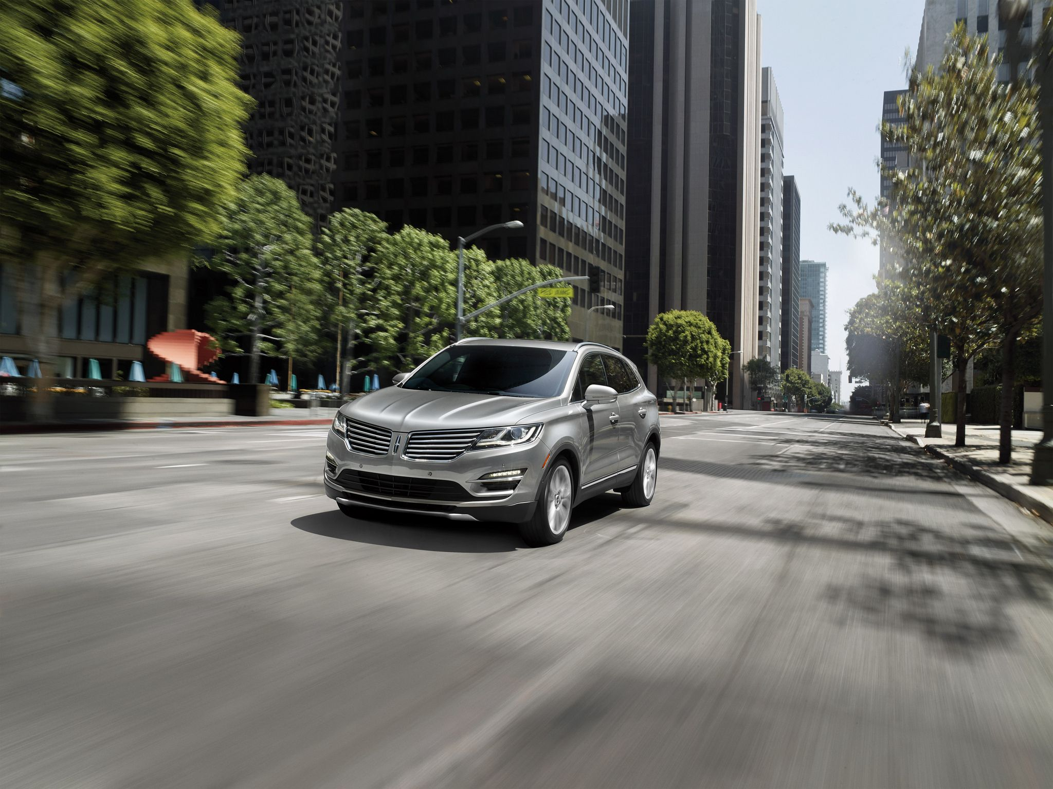 Our favorite features in the new 2018 Lincoln MKC, available at West Point Lincoln.