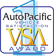 2019 AutoPacific Vehicle Satisfaction Awards