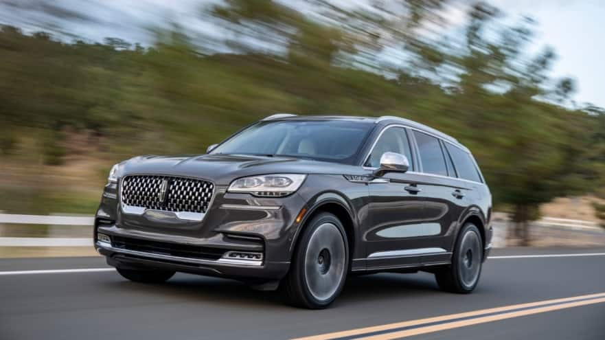 2020 Lincoln Aviator Performance Specs - West Point Lincoln - Houston, TX
